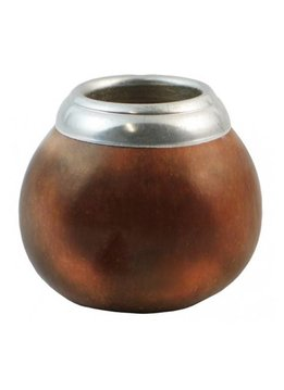 Mate Drinking Pot from Pumpkin
