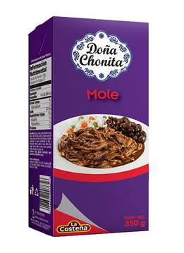 Mole Rojo Doña Chonita 310g - Chiligewürzpaste mit Kakao