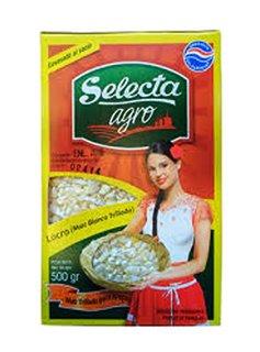 Maíz Blanco Trillado Selecta - 500g