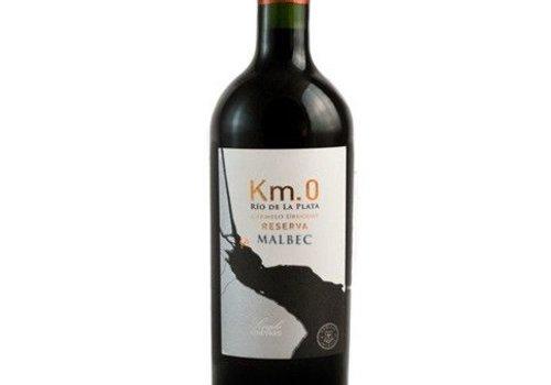Familia Irurtia Km.0 Reserva Malbec 2014