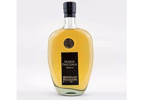 "Maria Pascuala PREMIUM TEQUILA ""AGED"" 100% AGAVE FROM MEXICO"