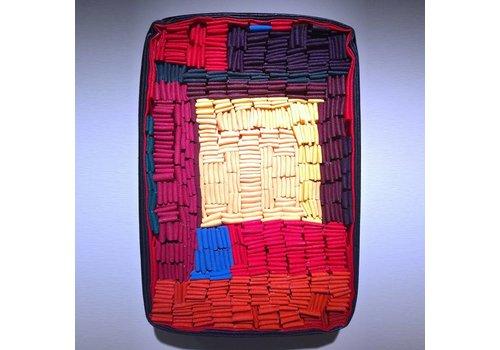 """Rodrigo Franzao """"MASS CONSUMPTION"""" 48cm x 33cm"""