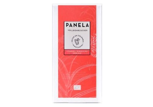 De Caña Panela Raw Sugar bag 250g
