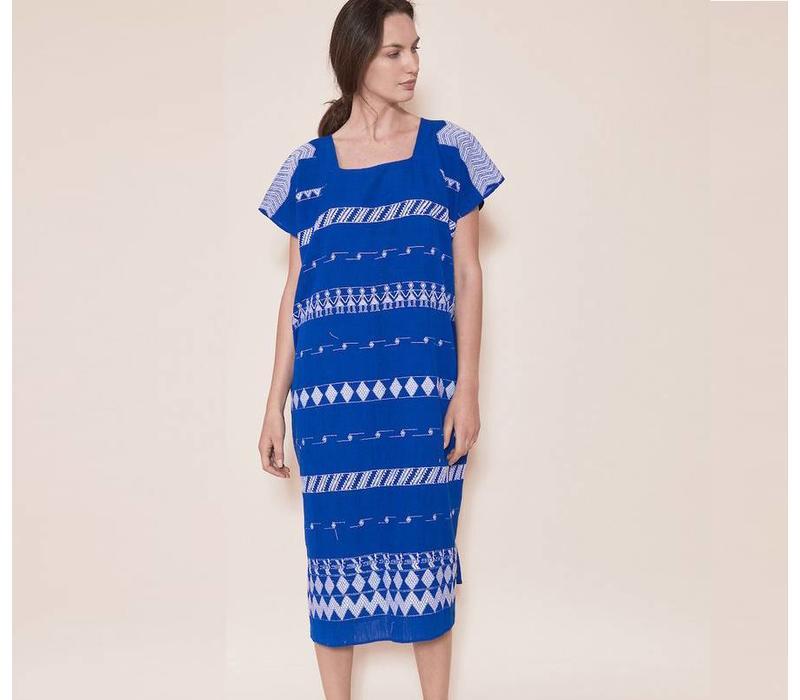 Dress The Cortes Huipil