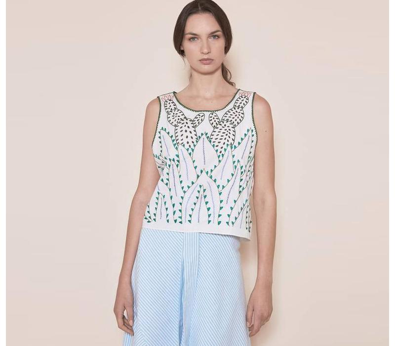 Blouse The Matoral Top