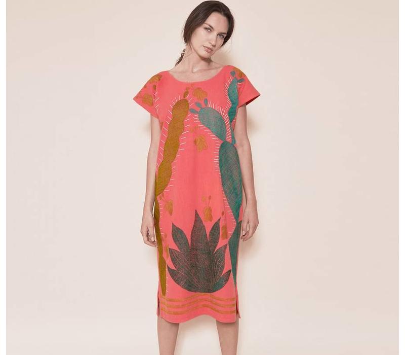 Dress The Pinacate Huipil
