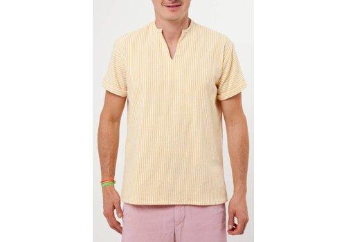 Santa Lupita Hemd The Riviera Shirt Yellow