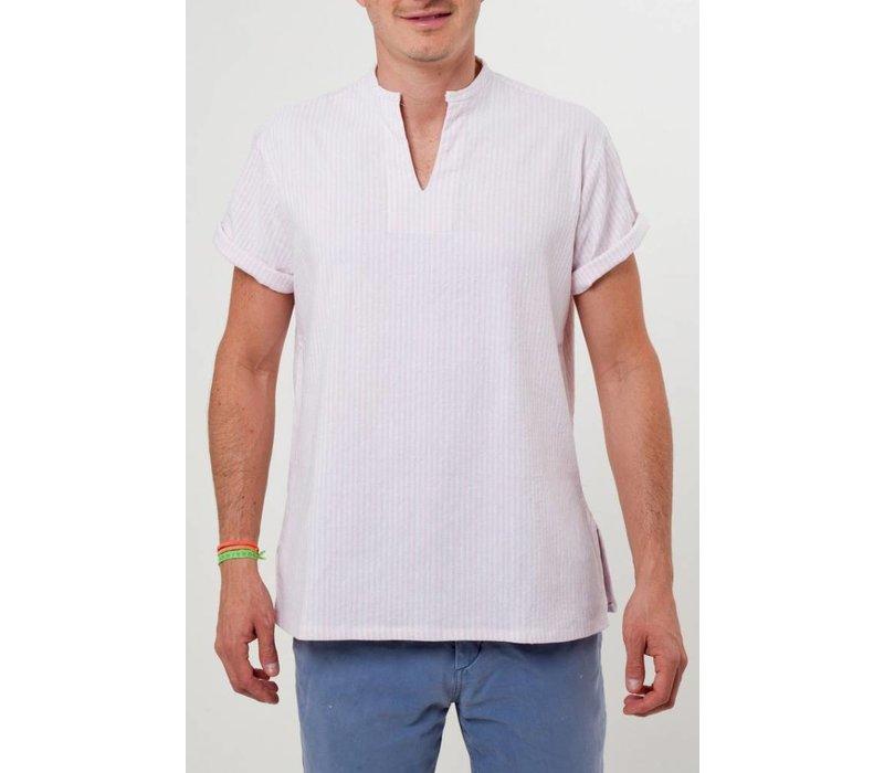 The Riviera Shirt Rose