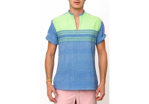 Santa Lupita Camisa The Riviera Shirt Surfing