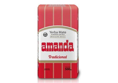 Amanda MATE TEE MIT STÄBCHEN AUS ARGENTINIEN - 500g