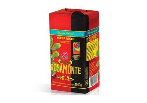 Rosamonte MATE TEA ESPECIAL ARGENTINA