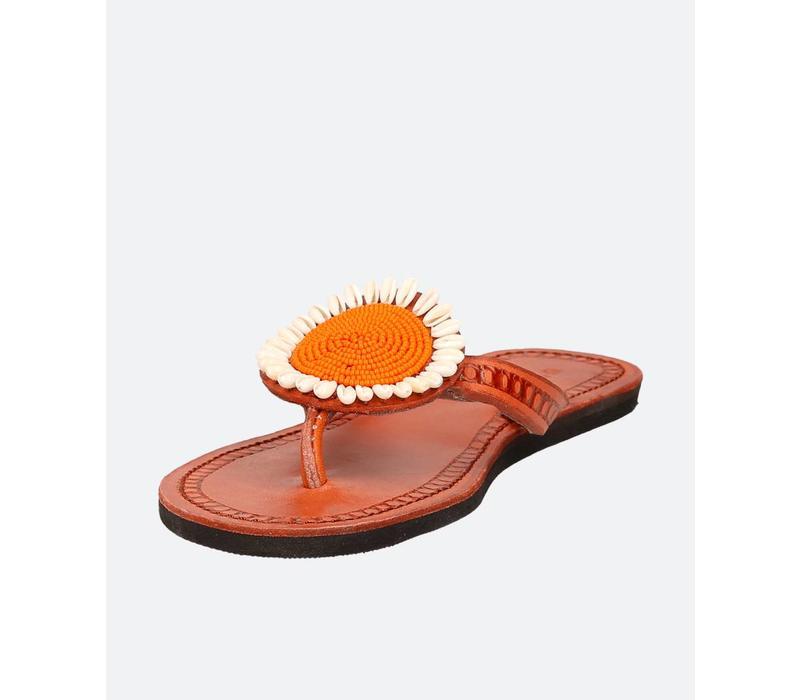 Sandalen Nu-pieds JUA orange