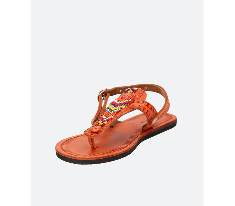 Sandals plate EGUZKIA Multicolores