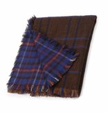 Sjaal Plaid Blauw