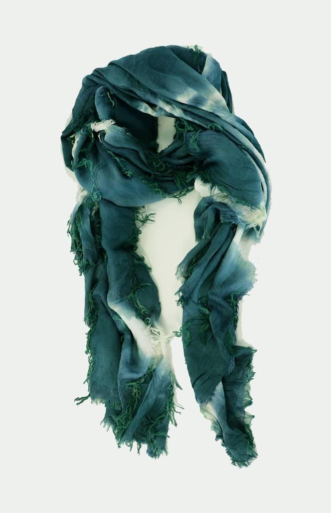 Sjaal Distressed Fringe