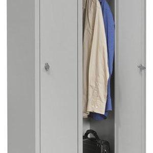 Garderobe lockerkast 2- delig