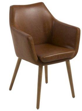 Kantoormeubelen Plus Comfortabele Fauteuil Leer Design