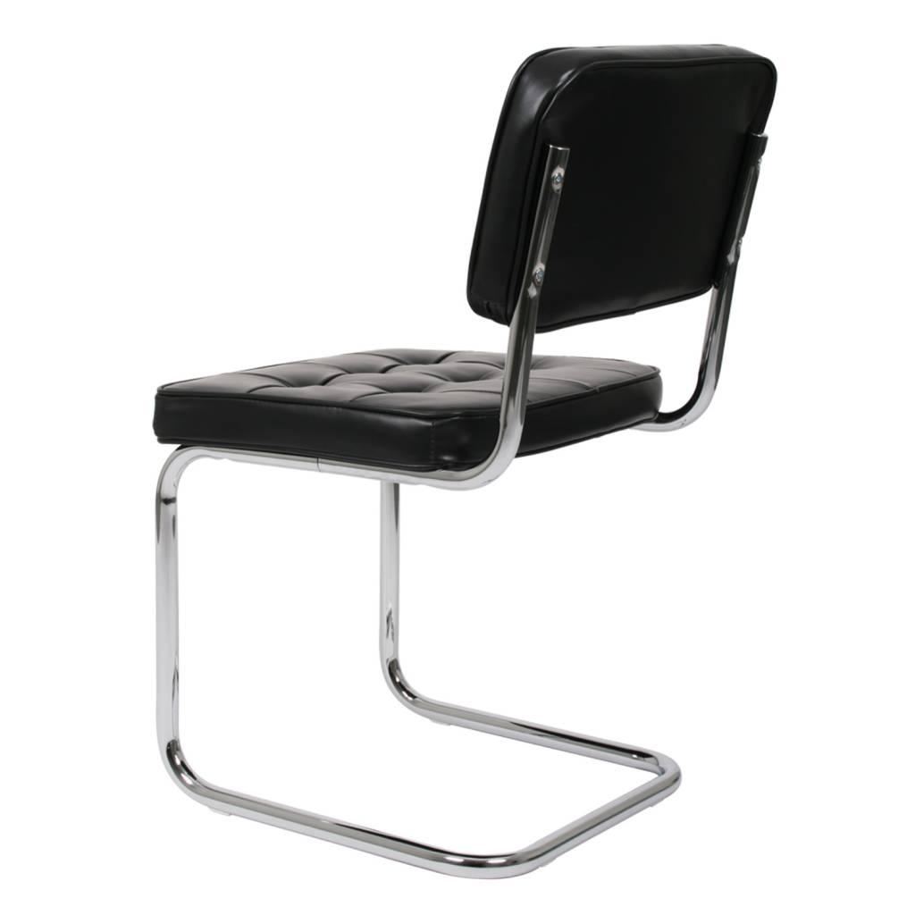 Vergaderstoel modjo vintage kantoormeubelen plus for Bauhaus stoel vintage