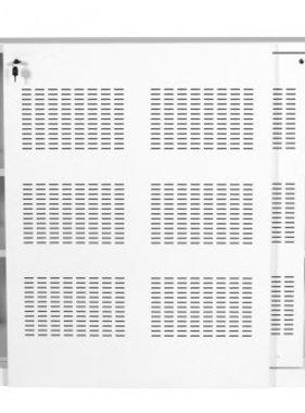 Schaffenburg Claudius schuifdeurkast enkelzijdig 160x120 wit