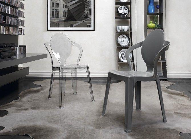 Diva design kunststof stoel ✅ kantoormeubelen plus