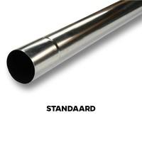 Zinken regenpijp rond 80mm (standaard)