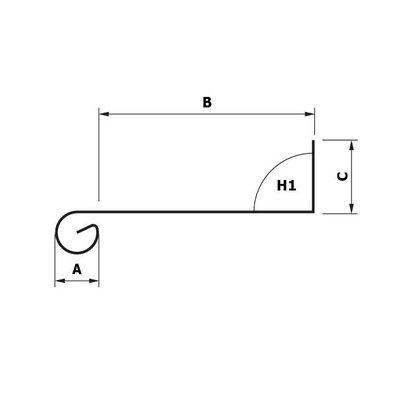 Zetwerk Zink - Deklijst Type 18