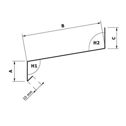 Zetwerk Zink - Deklijst Type 17