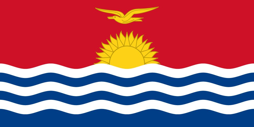 Pacific Islands - list of countries in the Pacific - country flags