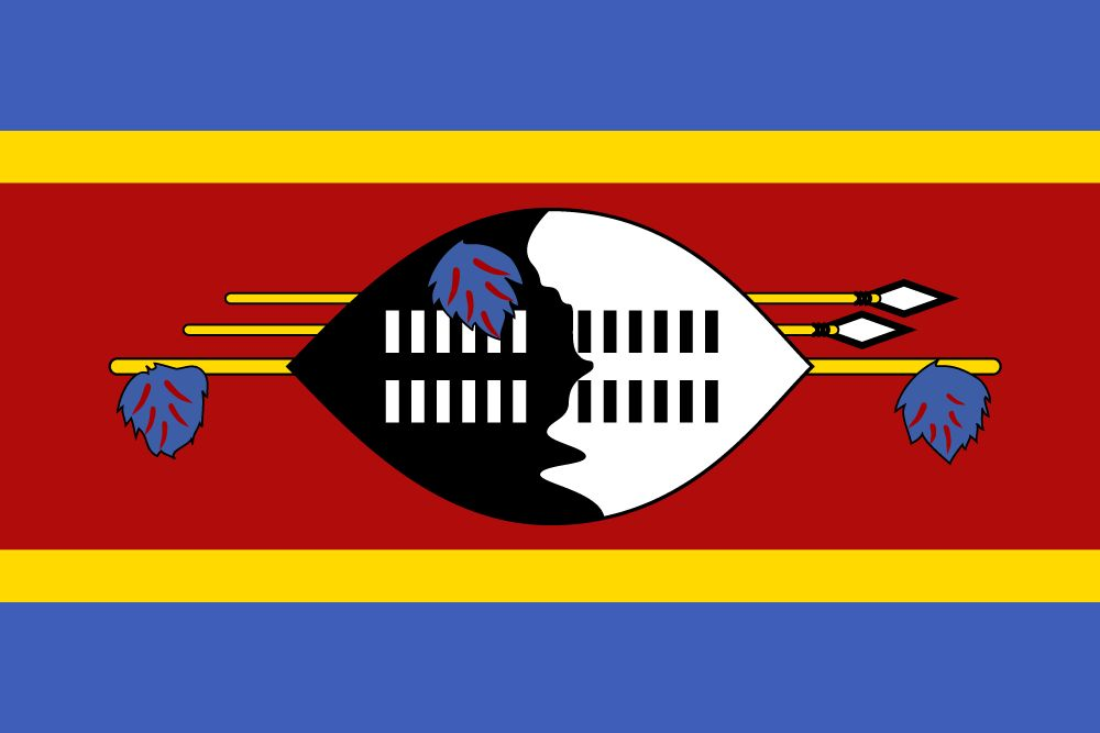 Flag of Mozambique image and meaning Mozambique flag  country flags
