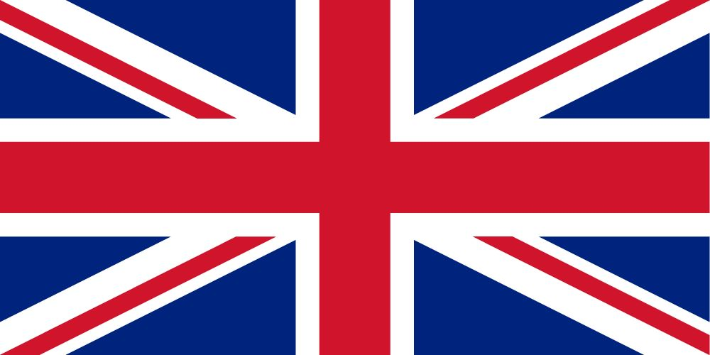 Flag Of United Kingdom The