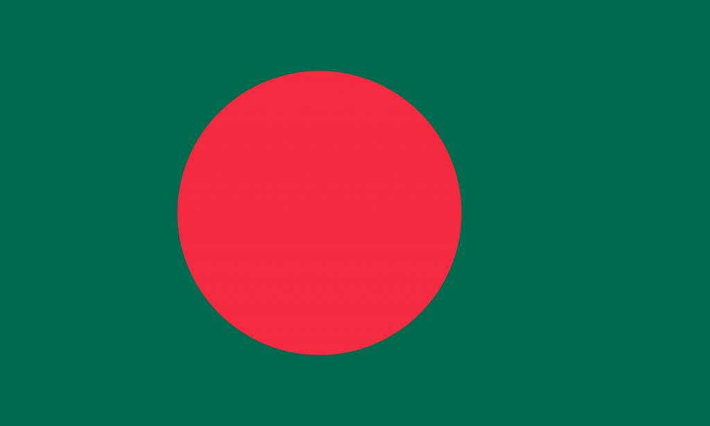 Bangladesh Flag Free Vector