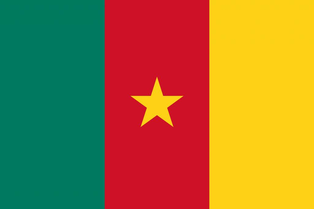 Cameroon Flag Vector Free Download