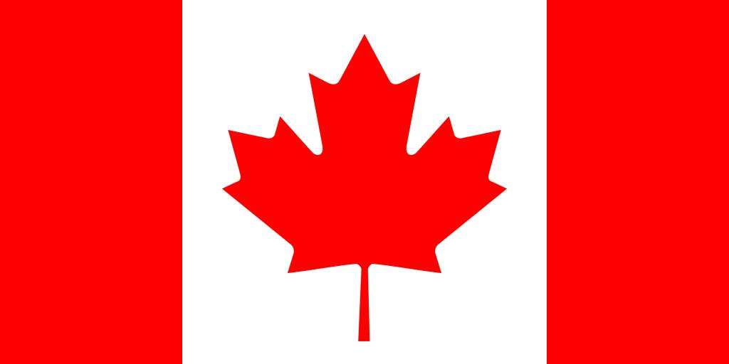 Image result for Canadian Flag icon