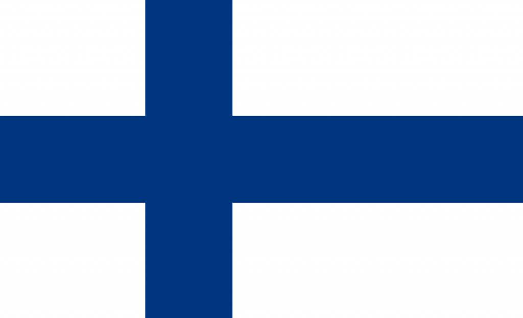 finland flag coloring page - finland flag vector country flags