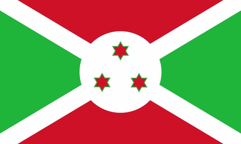 Burundi Flag Coloring