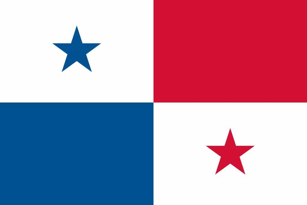 Drapeau de panama colorier country flags - Drapeau a colorier ...