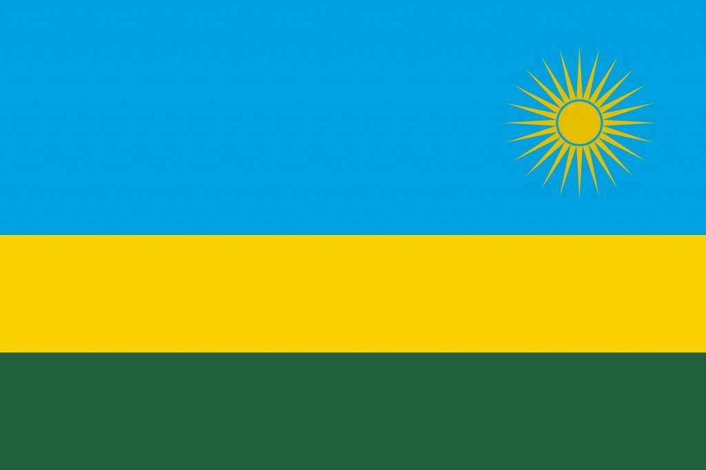 Rwanda Flag Emoji