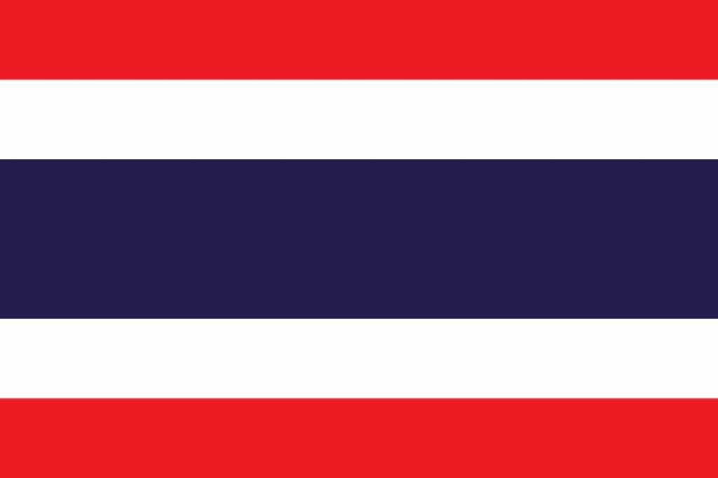 Drapeau De Tha 239 Lande 224 Colorier Country Flags