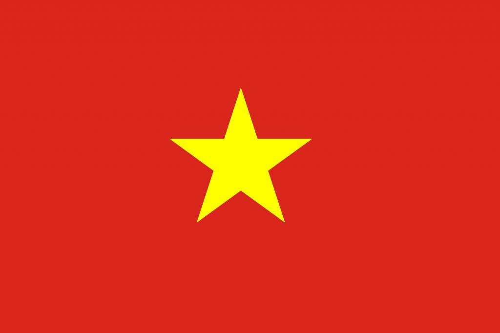 Drapeau vietnamien colorier country flags - Drapeau a colorier ...