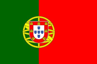 portugal flag coloring country flags