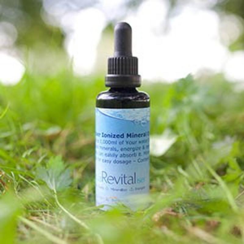 aquaRevitaliser Ionisierte Mineral Extract 50ml