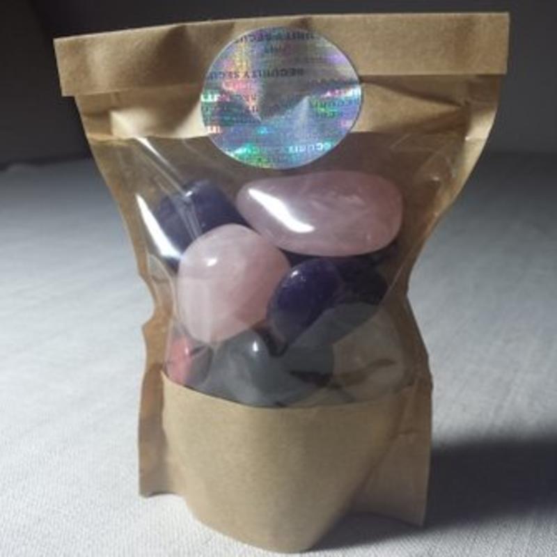 aquaRevitaliser Mountain Crystals 13st paper bag