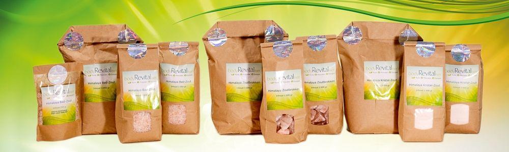 bodyRevitaliser - Himalaya-Zoutproducten