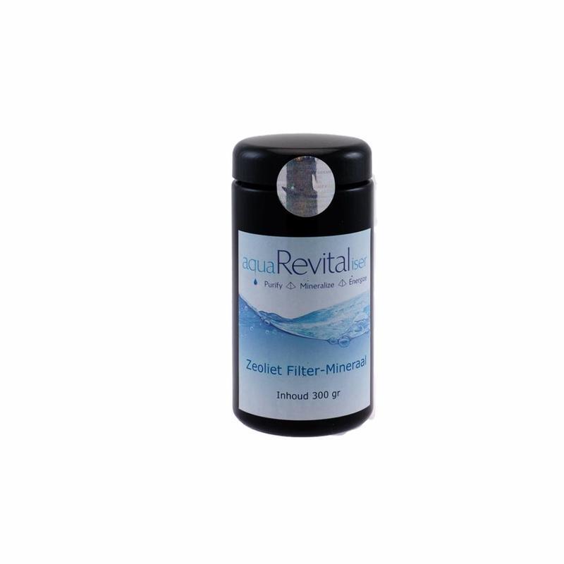 aquaRevitaliser Zeolith Filter Mineral 300gr