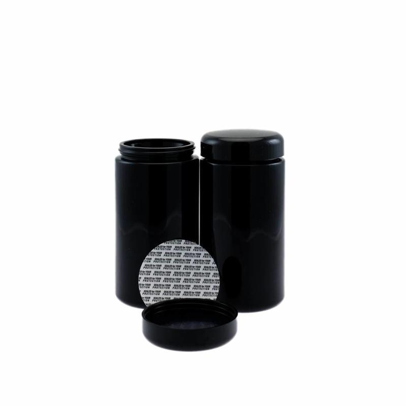 Miron UV Miron UV-Glas pot met schroefdeksel 500ml