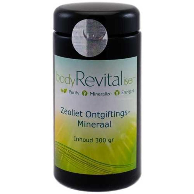 bodyRevitaliser Free your body naturally of harmful substances with Zeolite Detoxification Mineral.
