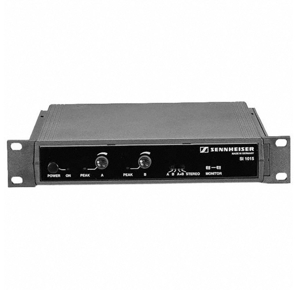 Si 1015 2 Channel Ir Remote Control Transmitter Broadband Infrared Transmitters Carrier Frequencies 23 28 Mhz Switchable 1 Stereo X Xlr 19 Inch 1he