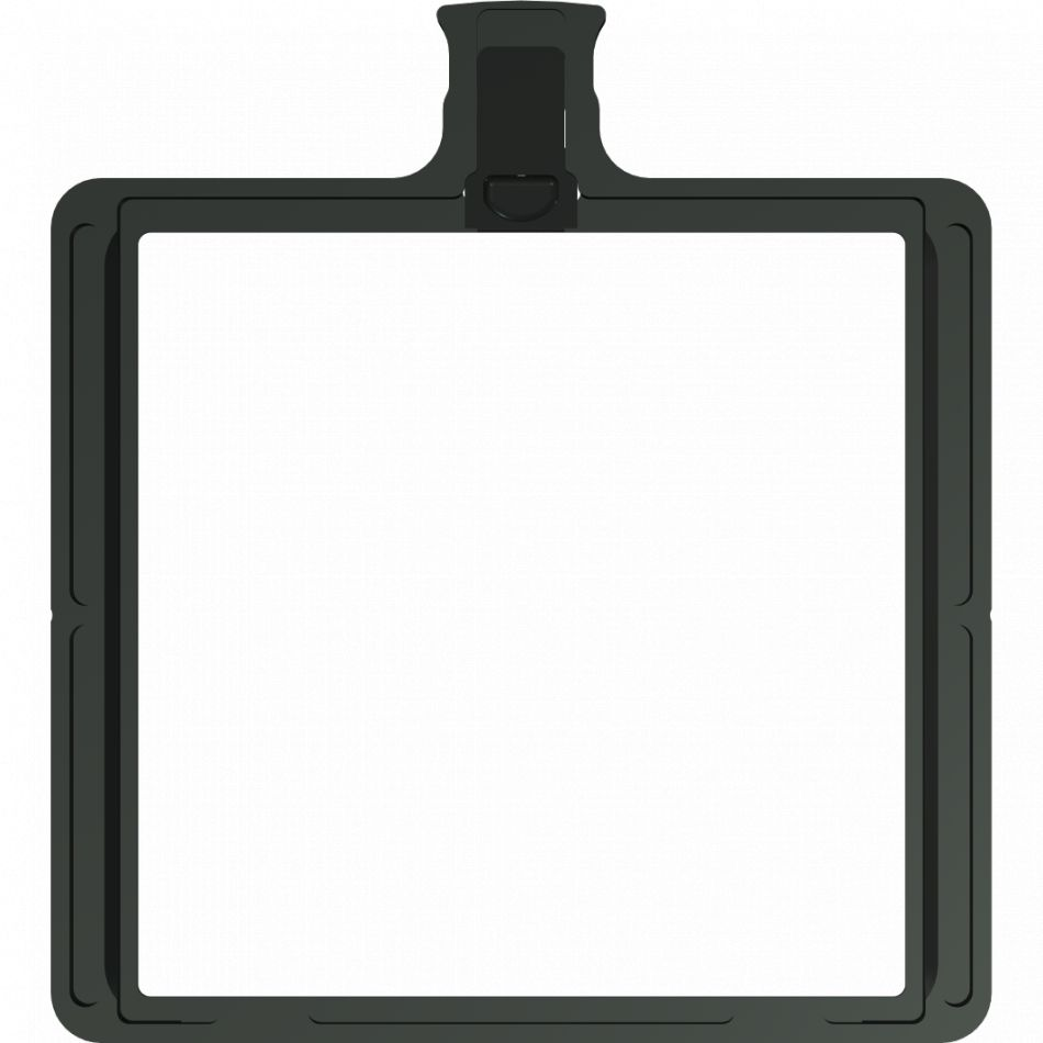 Filter Frame 150 Mm 5x5 2 For Mb 430 Foficnl