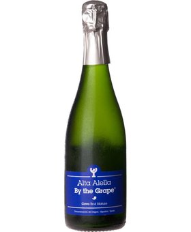 Alta Alella By the Grape Cava Reserva Brut Nature