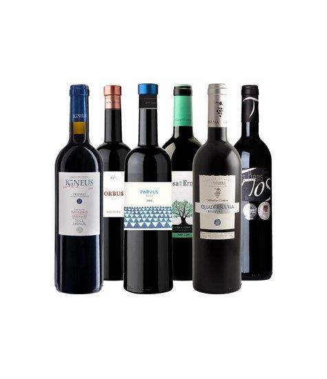 Spaanse Biologische Wijnen Deluxe - 6 flessen
